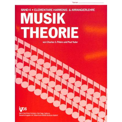 MUSIK THEORIE 4