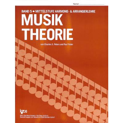 MUSIK THEORIE 5