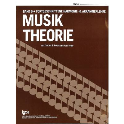 MUSIK THEORIE 6