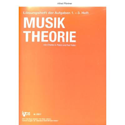 Musik Theorie 1-3
