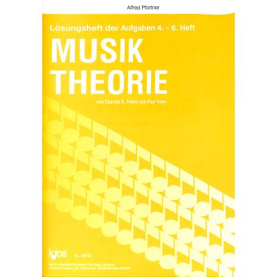 MUSIK THEORIE 4-6
