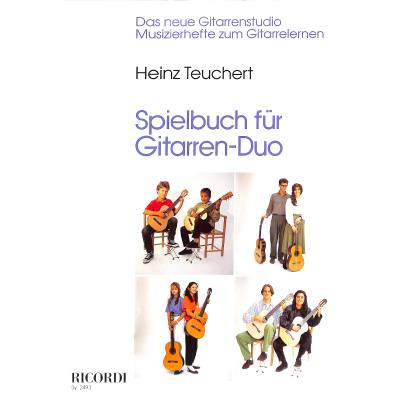 Spielbuch für Gitarren Duett
