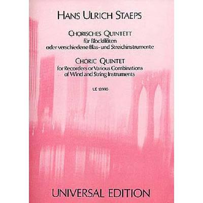 Chorisches Quintett
