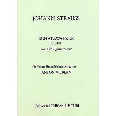 Schatzwalzer op 418 (Zigeunerbaron)