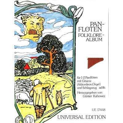 PanflÖten Folklore Album