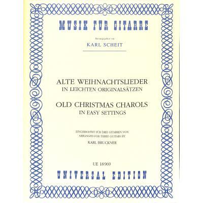 Alte Weihnachtslieder