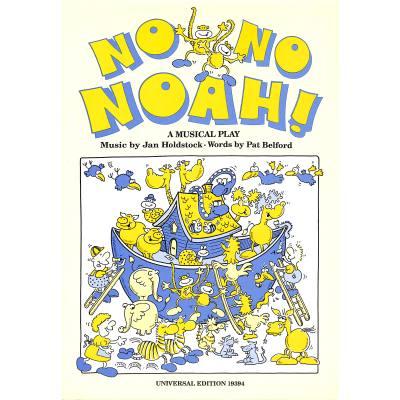 NO NOAH - broschei
