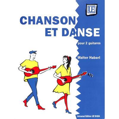 CHANSON ET DANSE - broschei