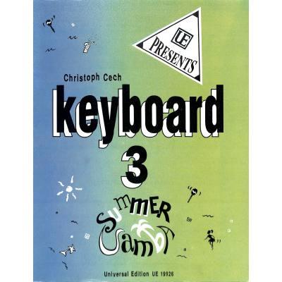 KEYBOARD 3 - SUMMER SAMBA jetztbilligerkaufen