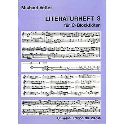 LITERATURHEFT 3 jetztbilligerkaufen