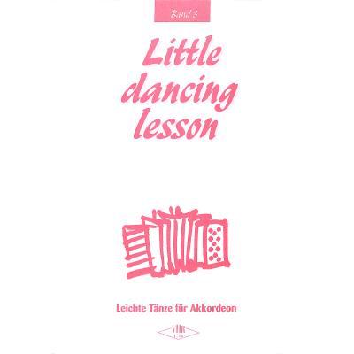 LITTLE DANCING LESSON 3
