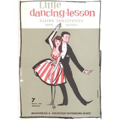 LITTLE DANCING LESSON 7