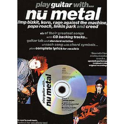PLAY GUITAR WITH - NUE METAL