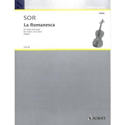 LA ROMANESCA (1835)