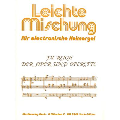im-reich-der-oper-operette-leichte-mischung, 7.70 EUR @ notenbuch-de