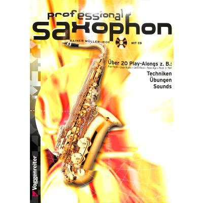 professional-saxophon