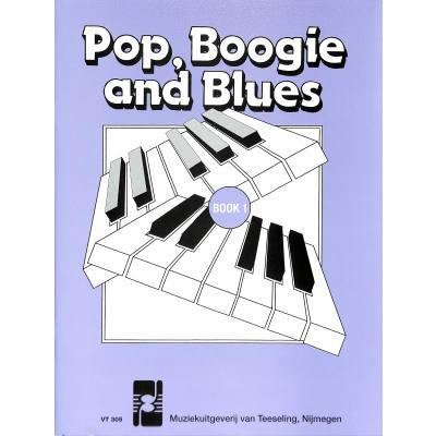 POP BOOGIE + BLUES 1