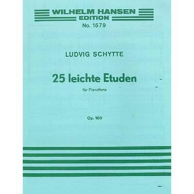 25-leichte-etuden-op-160