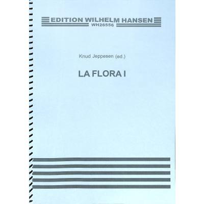 LA FLORA 1 ARIEN + ALTITALIENISCHE ARIEN