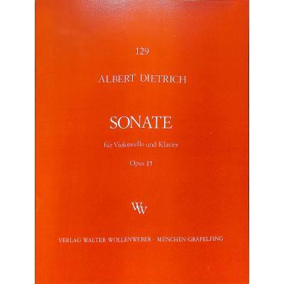 Sonate C-Dur op 15
