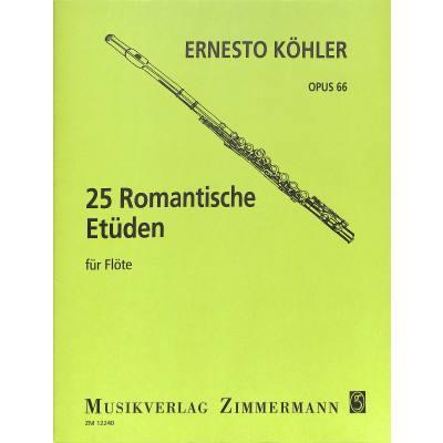 25-romantische-etuden-op-66
