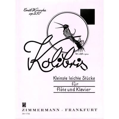 KOLIBRIS OP 210 - KLEINSTE LEICHTE STUECKE