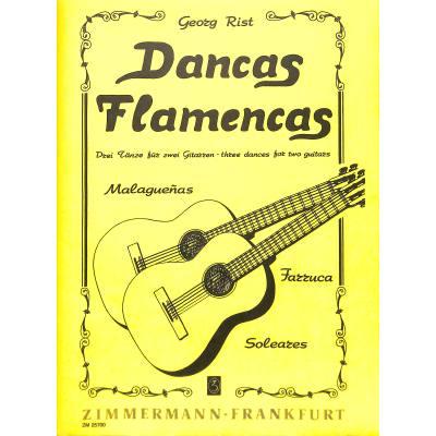 Dancas flamencas
