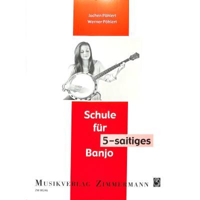 Schule für 5 saitiges Banjo