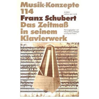 musik-konzepte-114-franz-schubert
