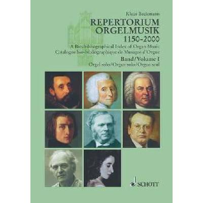 REPERTORIUM ORGELMUSIK 1