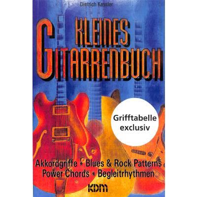 Kleines Gitarrenbuch