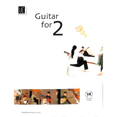 Guitar for 2 Bd 1