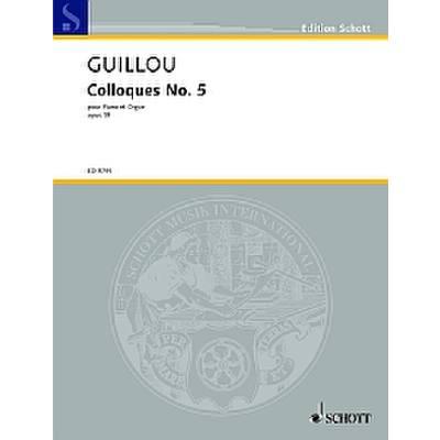 colloque-5-op-19-1969-