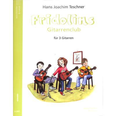 Fridolins Gitarrenclub 1