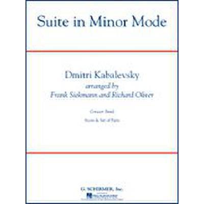 suite-in-minor-mode