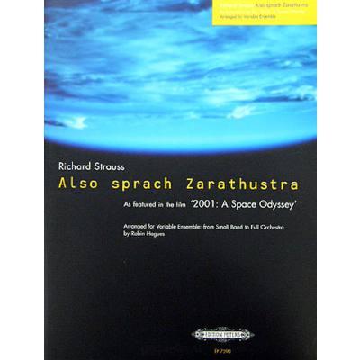 ALSO SPRACH ZARATHUSTRA OP 30 (THEMA)