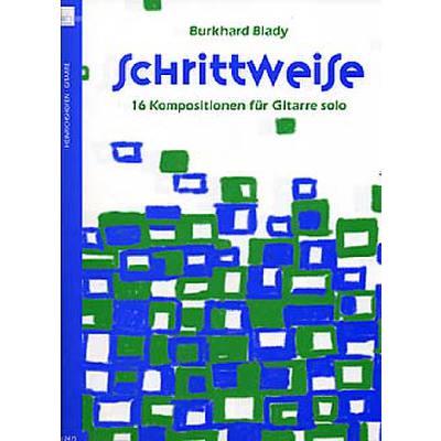 SCHRITTWEISE - 16 KOMPOSITIONEN