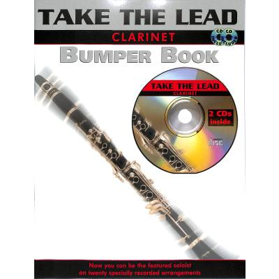 Faber Music Bumper Take The Lead + Cd - Clarinet And Piano jetztbilligerkaufen