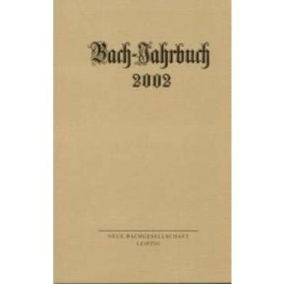BACH JAHRBUCH 2002