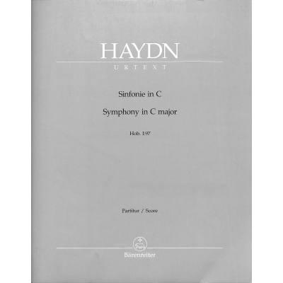 Sinfonie 97 C-Dur Hob 1/97