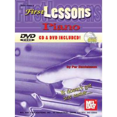 First Lessons Piano