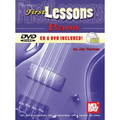 First lessons - bass
