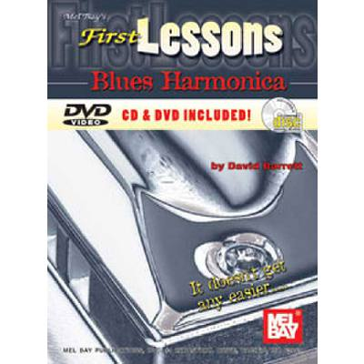 FIRST LESSONS - BLUES HARMONICA