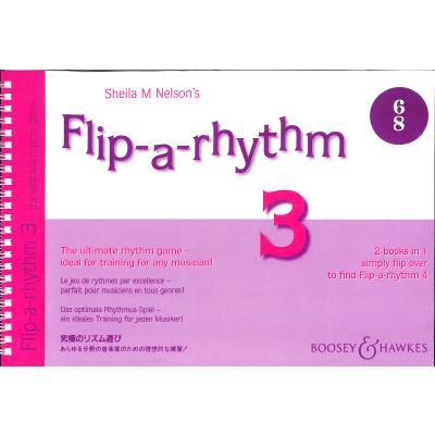 Flip a rhythm 3 + 4