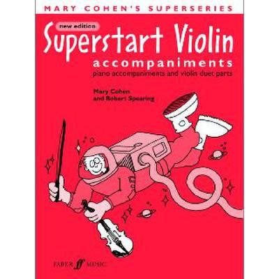 Faber Music Cohen M / Spearing R - Superstart Violin jetztbilligerkaufen