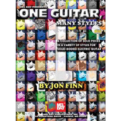 ONE GUITAR MANY STYLES