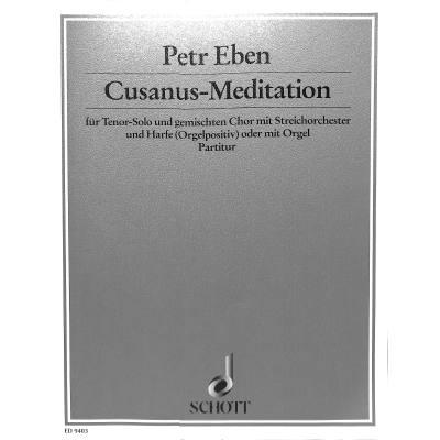 Cusanus Meditation