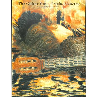 The guitar music of Spain 1