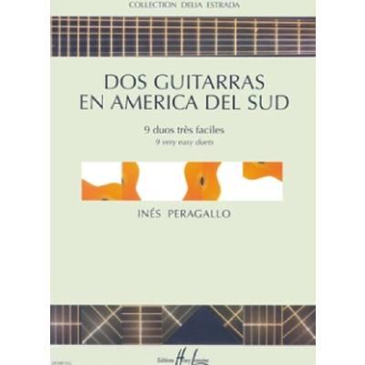 2 GUITARRAS EN AMERICA DEL SUD