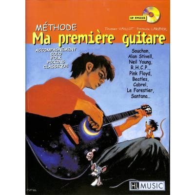 MA PREMIERE METHODE DE GUITARE 1